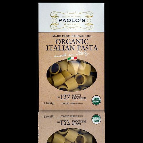Mezzi Paccheri Organic #127