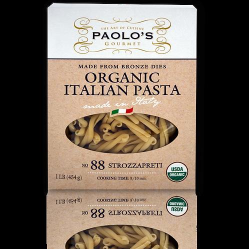 Paolo's Organic Bronze Die Strozzapreti #88