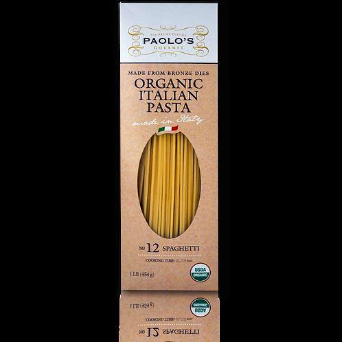 Spaghetti Organic #12