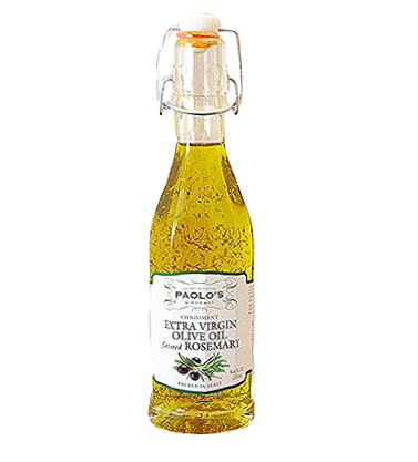 Ex Virgin Flavored Olive Oil w/ Rosemary 6/250 ml