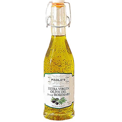 Ex Virgin Flavored Olive Oil w/ Rosemary 6/250 ml