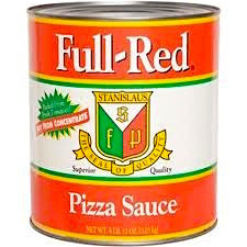 Pizza Sauce Full Red