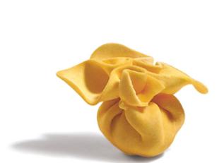Fiocchi Formaggio e Pere (with cheese and pears)