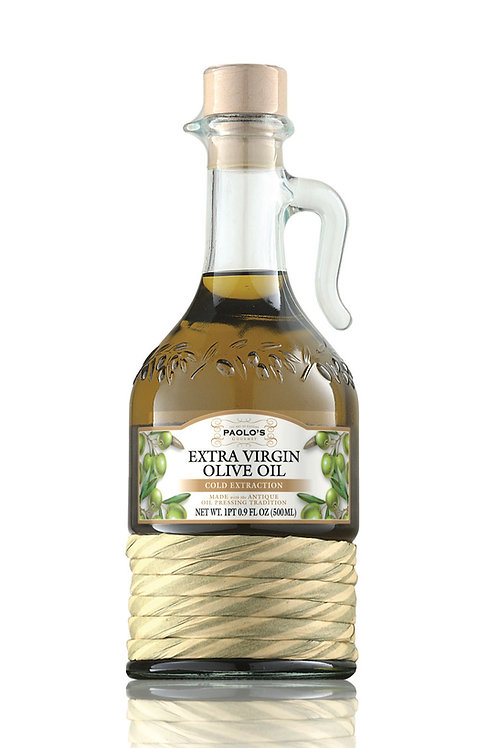 EXTRA VIRGIN OIL WITH STRAW 2/3 LT
