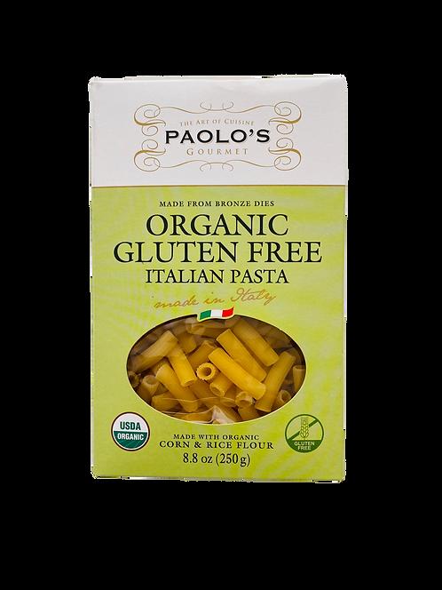 Rigatoni Organic Gluten Free 12/250 ml