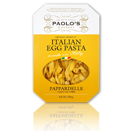 PAPPARDELLE EGG PASTA