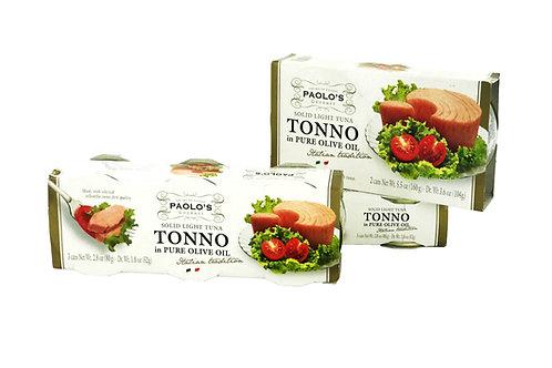 PAOLO'S TUNAFISH ITALIAN TONNO