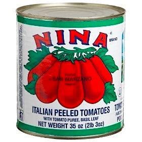 Italian Peeled Tomatoes Nina