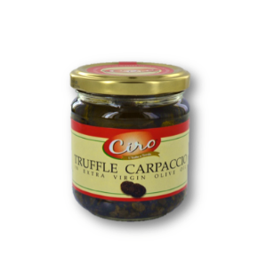 CIRO CARPACCIO SLICED TRUFFLES 12/180 GR