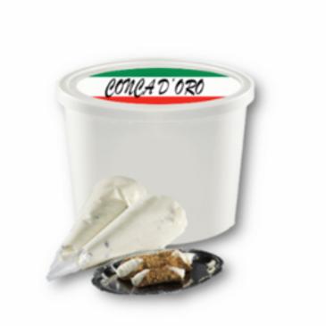 Cannoli Cream Sicilian Sheep's Milk 25 lb Tub