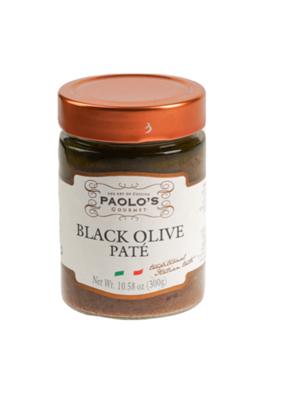 Black Olive Pate PK/SZ:  6/10.58OZ