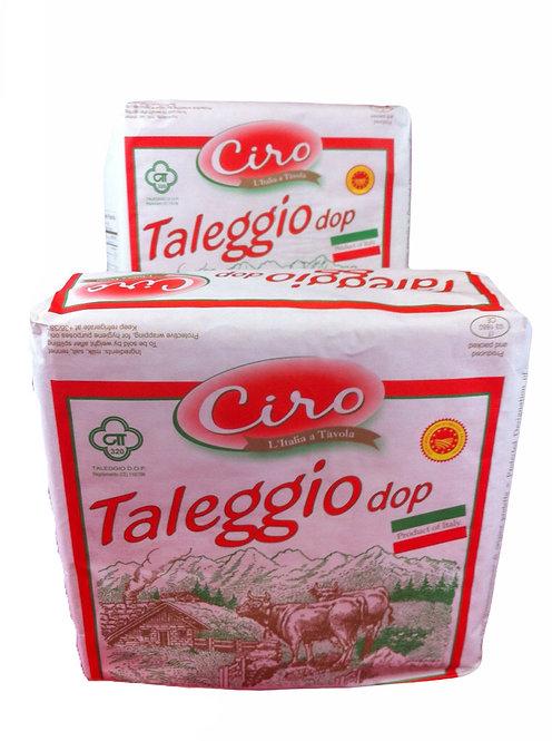 """TALEGGIO DOP """"CIRO"""" PK/SZ: 1/5 LB"""