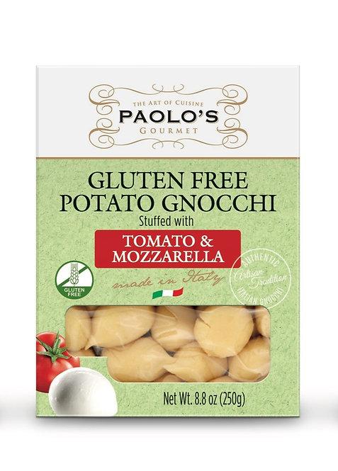 Gnocchi Stuffed w/ Tomato & Mozzarella Pk: 10/350 GR