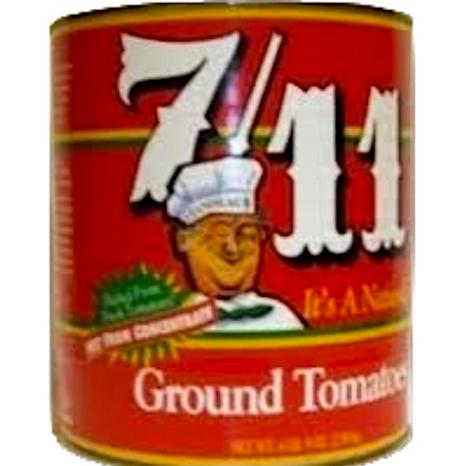 7/11 Ground Tomatoes