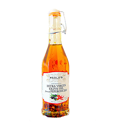 ExVirgin Flavored Olive Oil w/Peperoncino  6/250ml