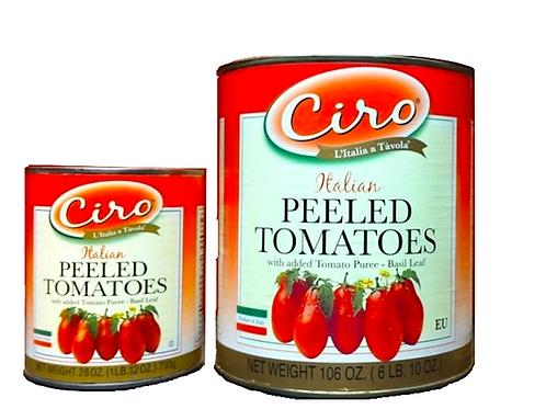 Ciro Peeled Tomatoes