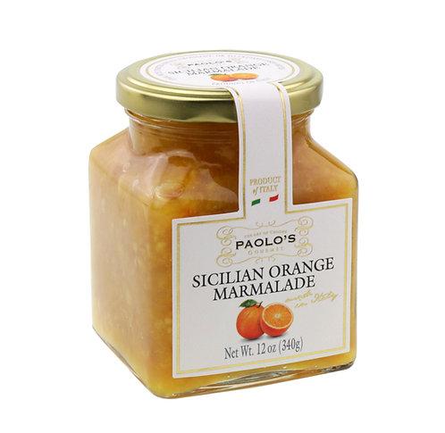 Sicilian Orange Marmalade Jam