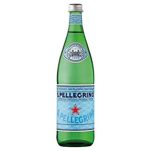 San Pellegrino Sparkling & Natural Water 12/25 oz