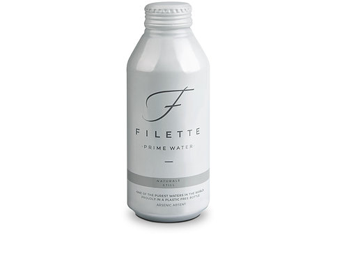 Fillette Natural Aluminum Bottle 24/450 ml