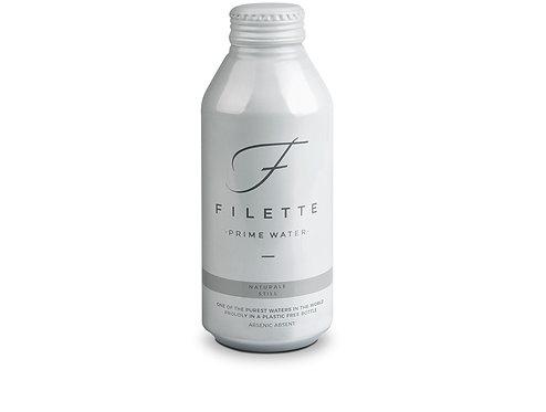 Fillette Natural Aluminum Bottle 24/450 ml