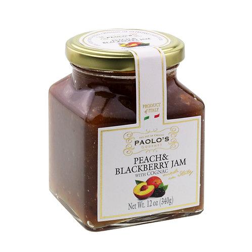 Peach Blackberry Jam