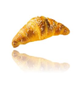 Forno D`Asolo Italian Croissant Glazed Extra Cream