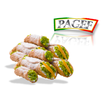 Cannoli Shells Mini and Large Bulk Pagef