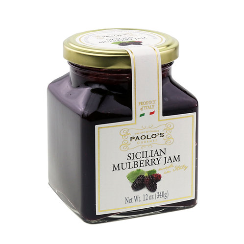 Sicilian Mulberry Jam