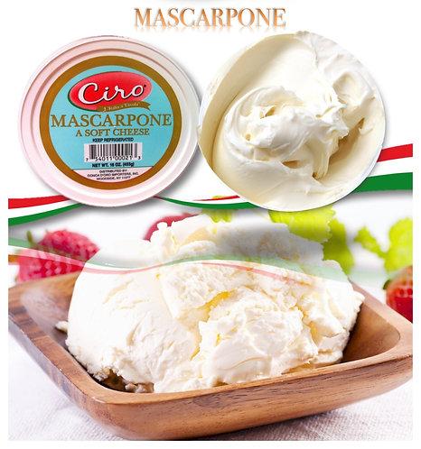 CIRO Mascarpone 12/1 lb
