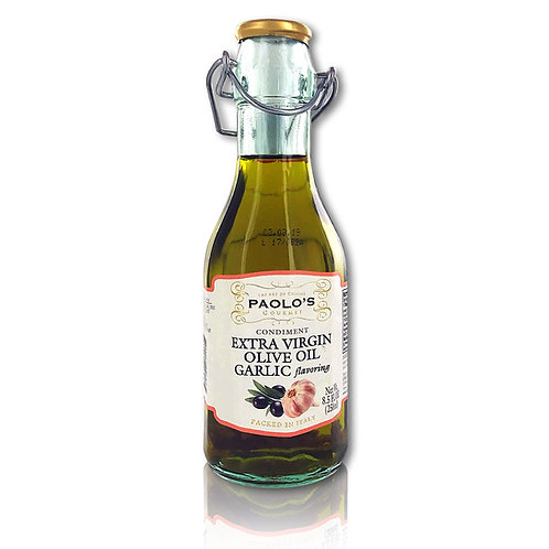 EXTRA VIRGIN OLIVE OIL W/GALIRC PAOLO PK/SZ:  12/250 ML