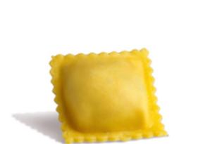 Tortelli ai Crostacei  (with shellfish)