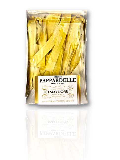 Pappardelle PAOLO'S FRESH PASTA 12/13 oz