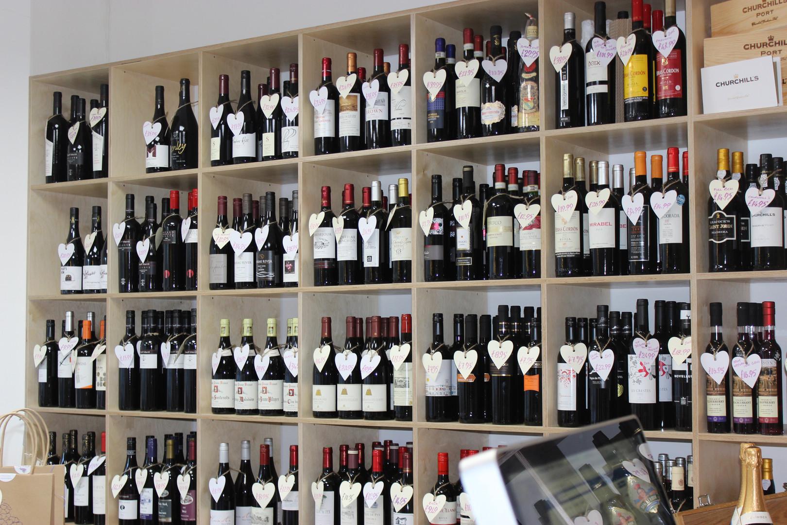 Wine Retailer