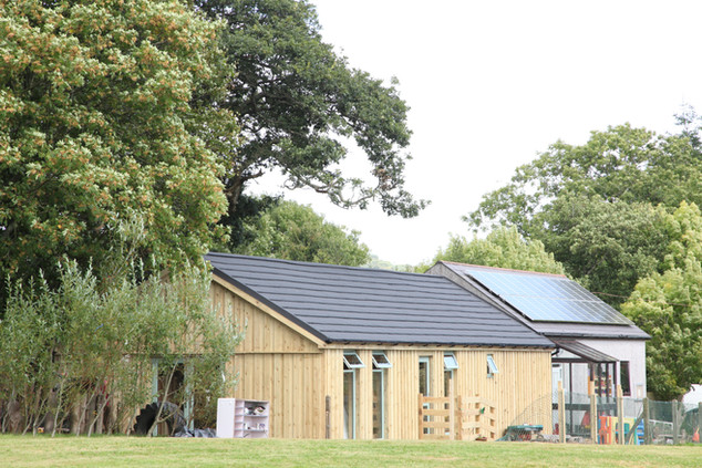 Day Nursery Extension Cornwall