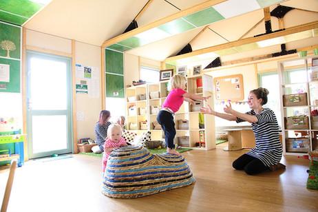 Timber Lodge - Cornwall