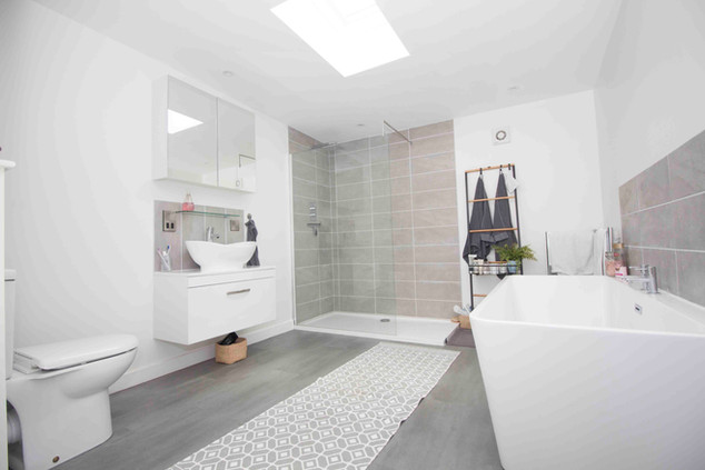 Residential Lodge Bathroom