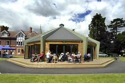 Garth Park Cafe in Bicester