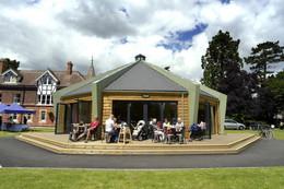 Garth Park Cafe - Bicester