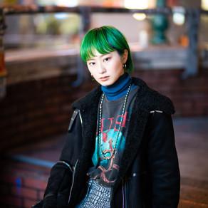【Fashion Snap】Tomomi