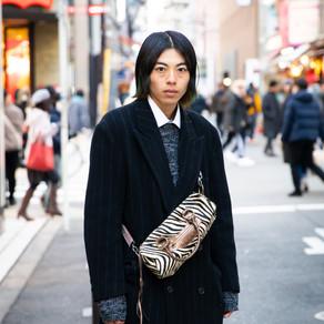【Fashion Snap】Shunsuke Kaname