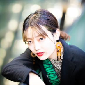 【Fashion Snap】Miyuki Kanamo
