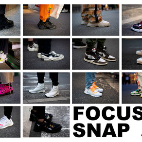 "【Focus Snap】""Sneakers"""
