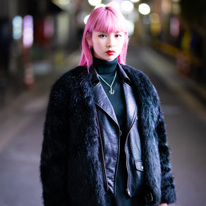 【Fashion Snap】Ayumi