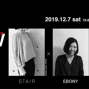 【Event Snap】 MIDWEST DESIGNER FES vol.4 STAIR × EBONY × moil