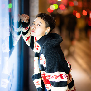 【Fashion Snap】宮腰 マリヤ