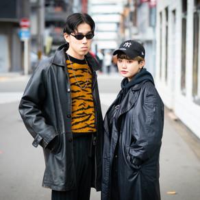 【Fashion Snap】Kou / Marina