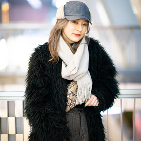 【Fashion Snap】kimika
