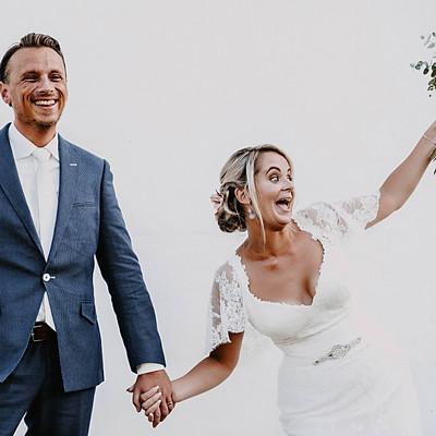 T&A // Idyllic villa wedding