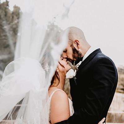 H&C // Romantic Villa Wedding