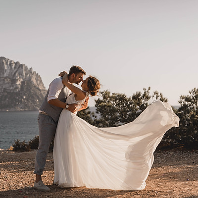 J&F // Rural Ibiza Wedding